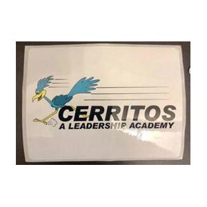 Speedy Cerritos Leadership Academy Sticker