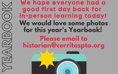 Yearbook Needs Your Photos