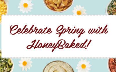 Honey Baked Ham Fundraiser Now – 3/30!!