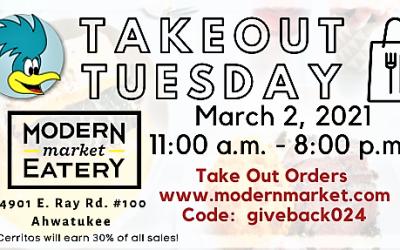 Modern Market Spirit Day TODAY!